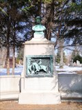 Image for Col. H.G. Nuebert Memorial - Sherman's March To The Sea - Woodlawn Cemetery - Toledo,Ohio