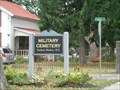 Image for Military Cemetery - Sacketts Harbor, N.Y.