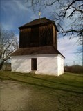 Image for Half-timbered bell tower - Veprek, Czechia