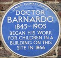 Image for Doctor Barnardo - Estate Road, London, UK