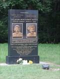 Image for Amelia Boynton Robinson & Marie Foster -- Civil Rights Memorial Park, Selma AL