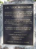 Image for MHM J. M. 'Jock' McGeachan - Winnipeg MB