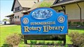 Image for Rotary Plaque-Summerside Railway Station - Summerside, PEI