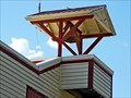 Image for Fire Hall Bell Tower - Republic, WA