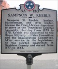 Image for Sampson W. Keeble 3A 130