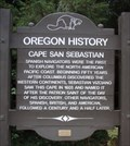 Image for Cape San Sebastian  -  Curry County, OR