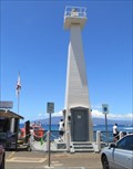 Image for Oldest - Lighthouse on the US Pacific Coast - Lahaina, Maui, HI