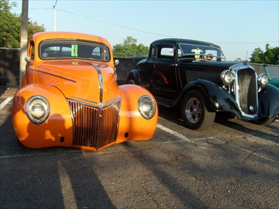 Saturday Nite Cruise Old Town Kissimmee Florida Hot Rod - Old town florida car show