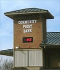 Image for Community Point Bank Time & Temp - Russellville, MO