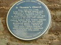 Image for St. Thomas's Church, Monmouth, Gwent, Wales