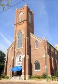 Image for St Mary's Catholic Church - Memphis, Tennessee, USA.