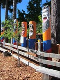 Image for Korean Totem Poles- Los Gatos, CA