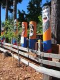 Image for Korean Totem Poles- Los Gatos, CA
