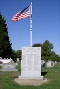Image for Poplar Grove War Memorial - Dyer, TN