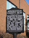 Image for Springfield County Seat