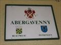Image for Abergavenny - YN GYMRAEG edition - Gwent,  Wales.