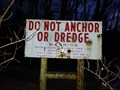 Image for Do Not Anchor Or Dredge - Washington, MO