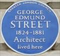 Image for George Edmund Street - Cavendish Place, London, UK