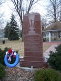 Image for Pinckney Veterans Memorial - Pinckney, Michigan