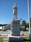 Image for Civil War Memorial - Charlestown, New Hampshire