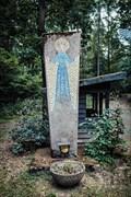 Image for Jesus-Mosaik an der Schutzhütte Zentral, Bad Neuenahr-Ahrweiler, Rheinland-Pfalz, Germany