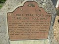 Image for Old Bull Trail Road and St Helena Toll Road - Middletown, CA