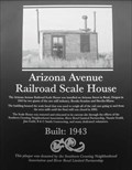 Image for Arizona Avenue Railroad Scale House