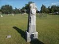 Image for William M. Caldwell - White Oak Cemetery - Mena, AR