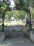 Image for Fairview Cemetery Arch - Van Buren, AK