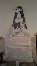 Image for Elizabeth (Chapman), Countess of Gainsborough monument - St Peter & St Paul - Exton, Rutland