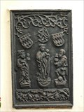 Image for Religious scenes at cast iron plates, Ahrweiler - RLP / Germany