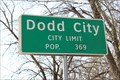 Image for Dodd City, TX - Population 369