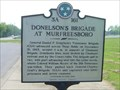 Image for Donelson's Brigade at Murfreesboro