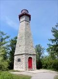 Image for Gibraltar Point Lighthouse - Toronto, Ontario