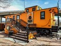 Image for Great Western Railway Caboose #1006 - Canon City, CO