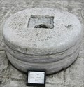 Image for Hagia Sofia's Alm House millstone - Istanbul, Turkey