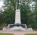 Image for Ipswich Cenotaph - Christchurch Park - Ipswich, Suffolk