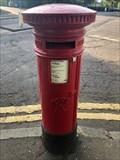 Image for Victorian Pillar Box - Arboretum Avenue - Edinburgh - UK