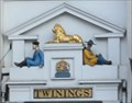 Image for Twinings Tea Museum Lion -- The Strand, Westminster, London, UK