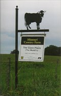 Image for Milk Cow - The Clare Place, - near Silex, MO