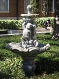 Image for Scottish Rite Dormitory Fountain - Austin, TX