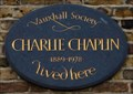 Image for Charlie Chaplin - Kennington Road, London, UK