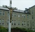Image for Croix chrétienne - monastère des Franciscains, Montréal, Québec