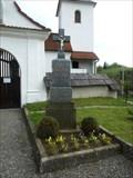 Image for Kríž u kostela sv. Jiljí - Dolní Bory, okres Ždár nad Sázavou, CZ