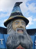 Image for Giant Wizard Head - Kissimmee, Florida, USA.