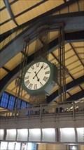 Image for Antike Bahnofsuhr Hauptbahnhof Hamburg - Antique station clock Hauptbahnhof Hamburg
