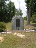 Image for Ouzts Memorial - Edgefield County, SC
