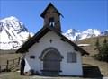 Image for Chapel at Col du Lauteret, Hautes Alpes, France