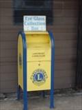 Image for Lions Eye Glass Donation Box - Altoona, Pennsylvania