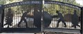 Image for Collier State Park Logging Museum Gates - Chiloquin, OR